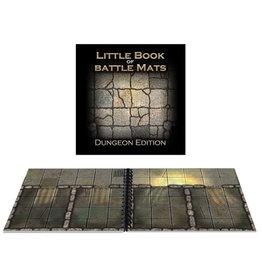 Loke Battlemats Little Book of Battle Mats Dungeon Ed