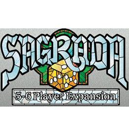Floodgate Games Sagrada 5-6 Player Expansion