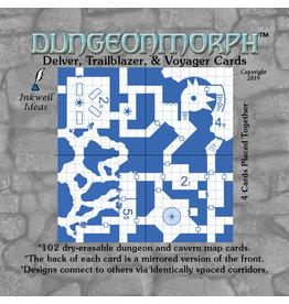 DungeonMorph Cards: Delver, Trailblazer, & Voyager