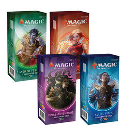 Magic MTG: Challenger Deck 2020 Set of 4