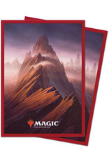 Ultra Pro Deck Protector: MTG: Lands Mountain (100)