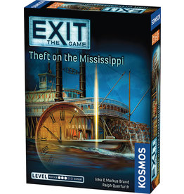 Thames & Kosmos EXIT: Theft on the Mississippi