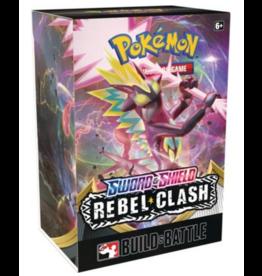 Pokemon Pokemon: S&S2: Rebel Clash Build & Battle