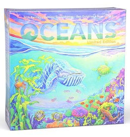 North Star Games Evolution: Oceans Kickstarter Ltd Edition