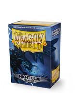 Dragon Shield: (100) Night Blue