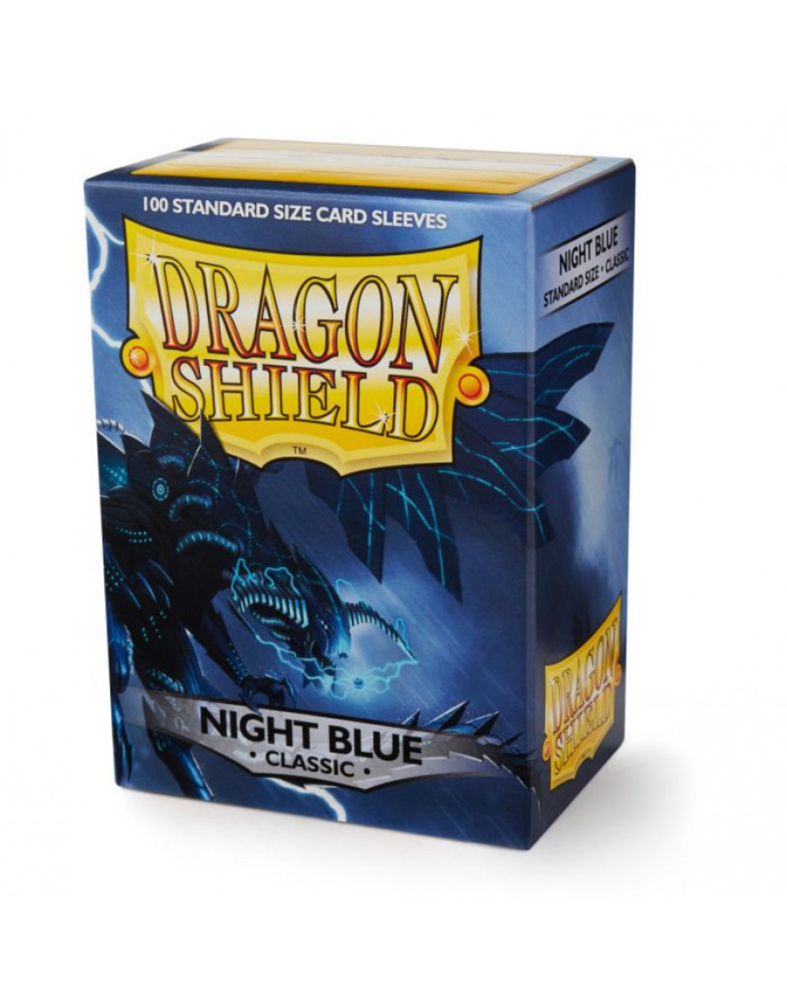 Dragon Shield: Night Blue