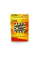 Deck Protector: NG: Mini Board Game YE (50)