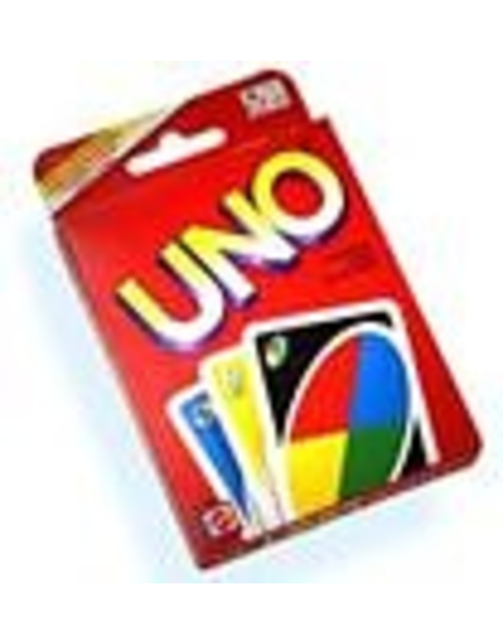 Mattel Uno Card Game Original
