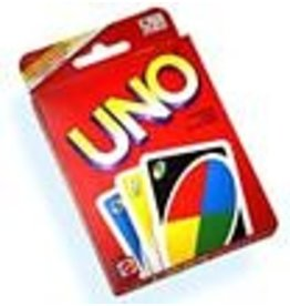 Mattel Uno Card Game Original