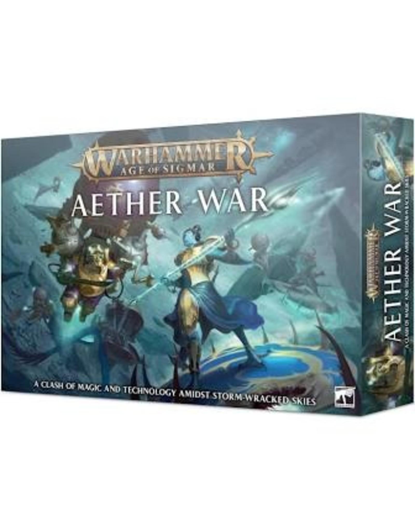 Age of Sigmar Warhammer Age of Sigmar: Aether War