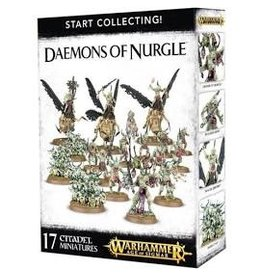 Age of Sigmar Start Collecting! Daemons of Nurgle
