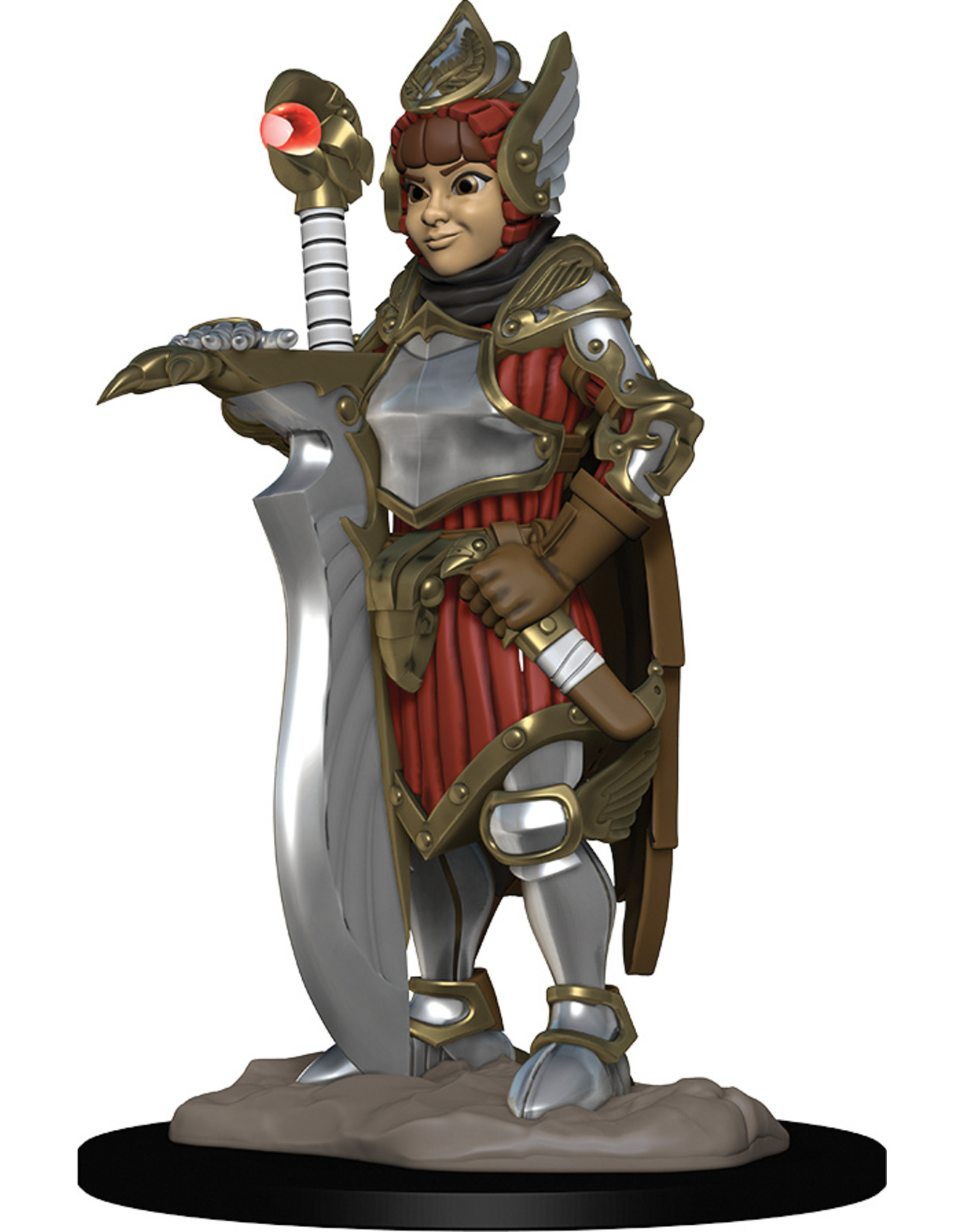 Wiz Kids Wardlings: Girl Fighter & Hunting Falcon