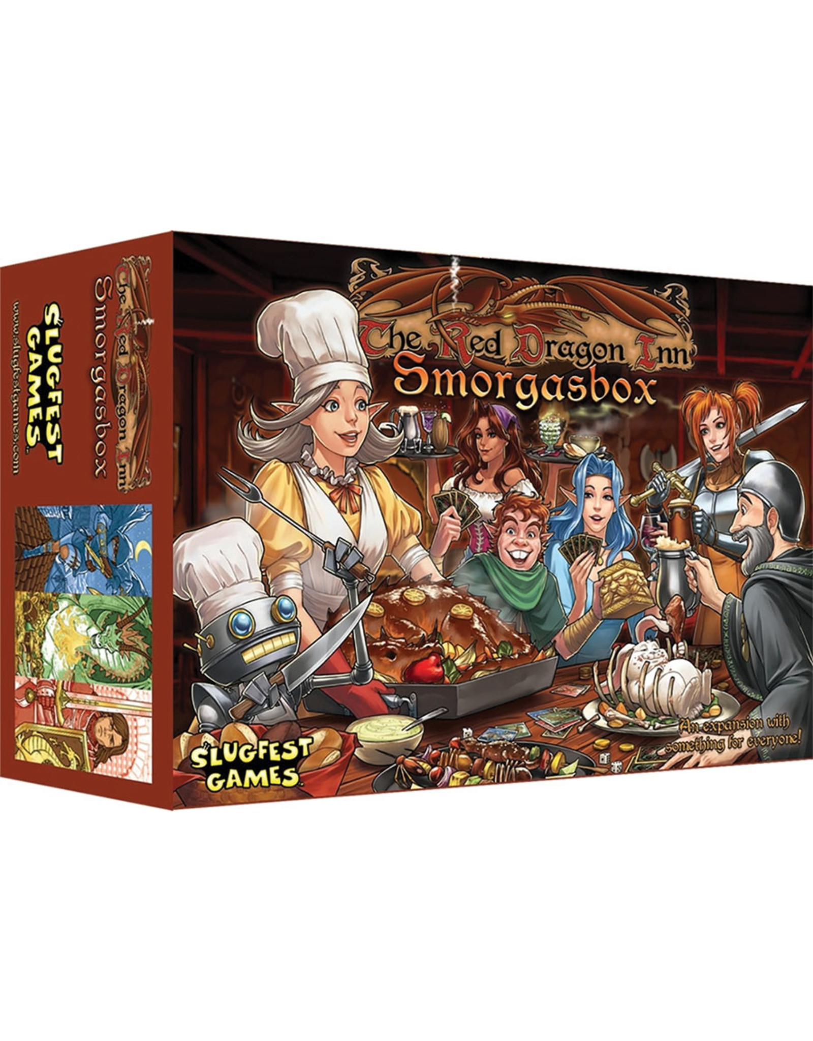 Slugfest Games Red Dragon Inn: Smorgasbox
