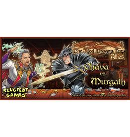 Slugfest Games Red Dragon Inn: Ohava vs. Murgath