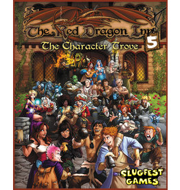 Slugfest Games Red Dragon Inn 5: The Character Trove Expansion