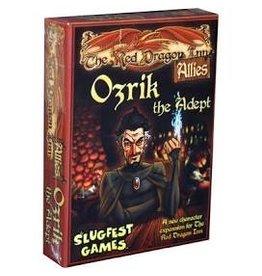 Slugfest Games Red Dragon Inn: Allies - Ozrik the Adept