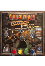 Renegade Games Studios CLANK! Expeditions: Temple of the Ape Lords