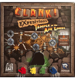 CLANK! Expeditions: Temple o/t Ape Lords