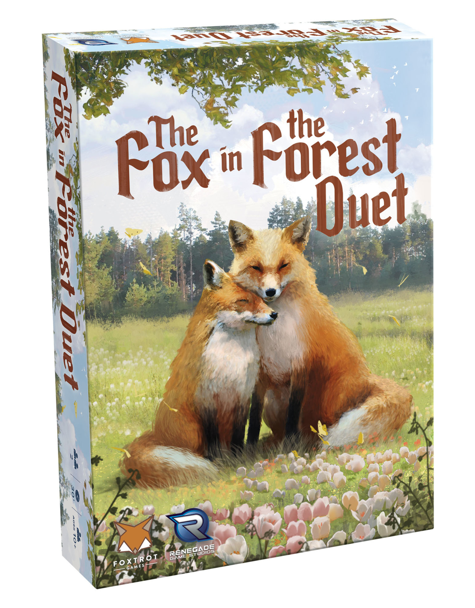 The Fox in the Forest: Duet