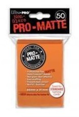 Ultra Pro Deck Protector: Pro-Matte Standard Or (50)