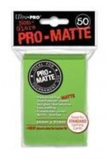 Ultra Pro Deck Protector: PRO-Matte - Lime (50std)