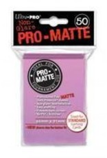 Ultra Pro Deck Protector: Pro-Matte Solid Pink (50)
