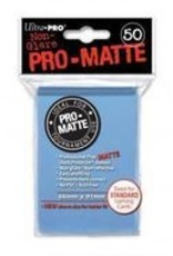 Ultra Pro Deck Protector: PRO-Matte - Light Blue (50std)
