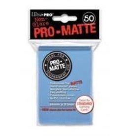 Ultra Pro DP: PRO-Matte - Light Blue (50std)