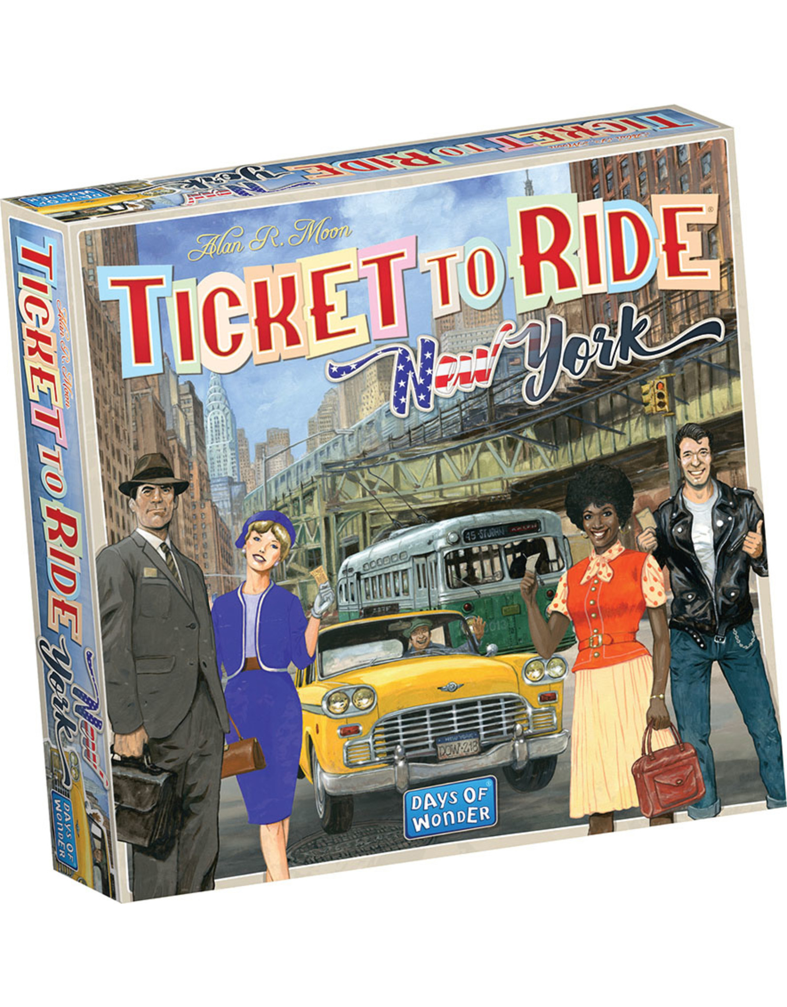 Days of Wonder Ticket To Ride: New York