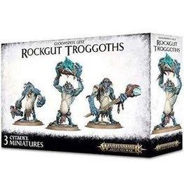 Gloomspite Gitz: Rockgut Troggoths