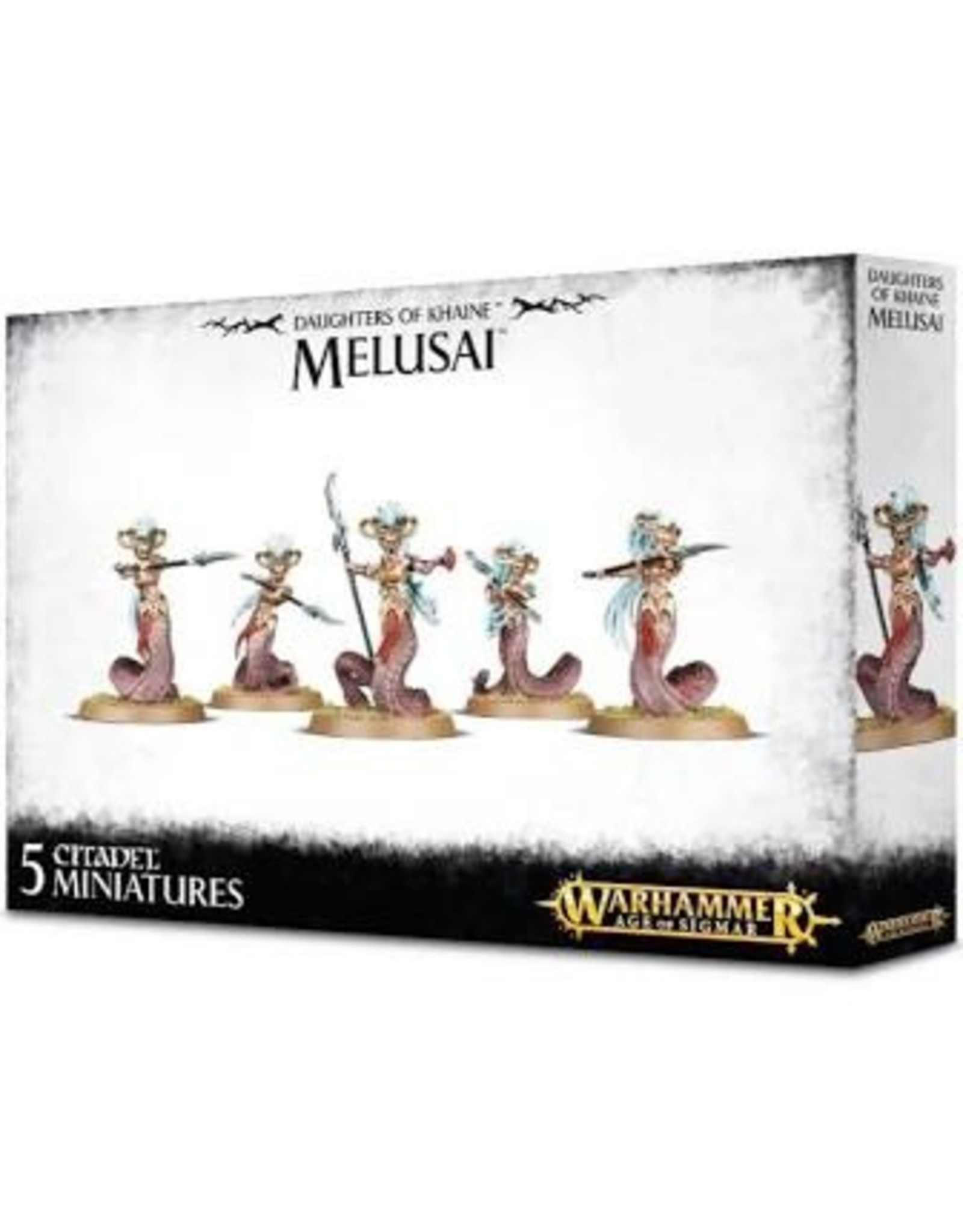 Age of Sigmar Daughters of Khaine: Melusai