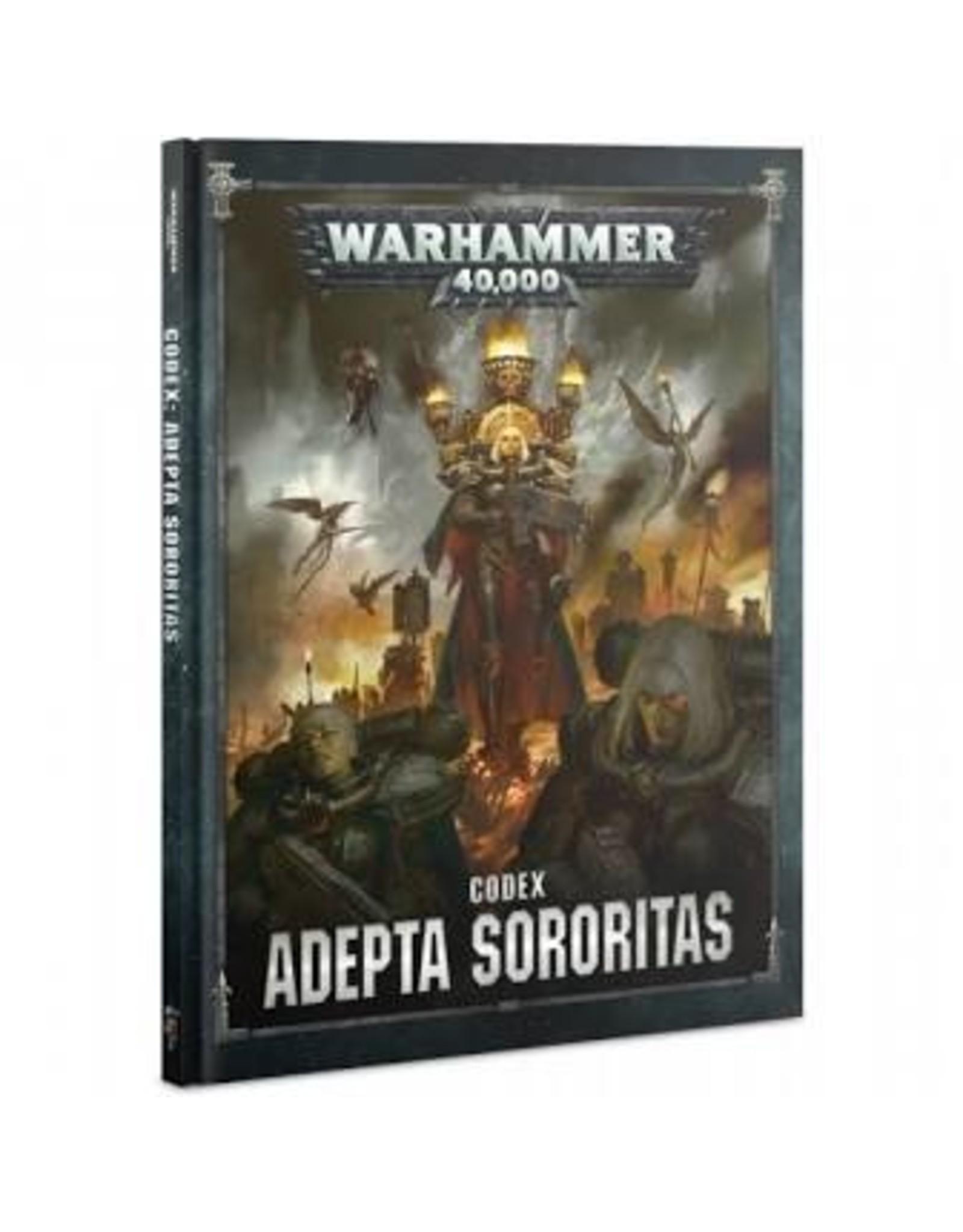 Warhammer 40K Adepta Sororitas Codex