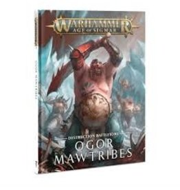 Age of Sigmar Battletome: Ogor Mawtribes