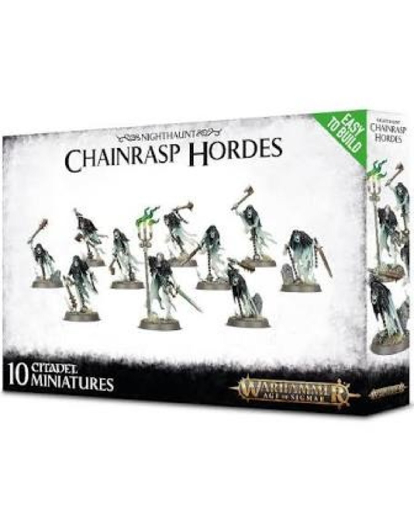 Age of Sigmar Easy To Build: Chainrasp Hordes