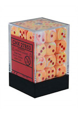 Chessex d6Cube 12mm Festive Sunburst rd