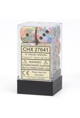 Chessex D6Cube16mm Festive Vibrant/br 12)
