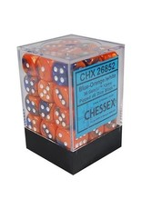 Chessex Gemini 6: 12mm D6 Blue Orange/