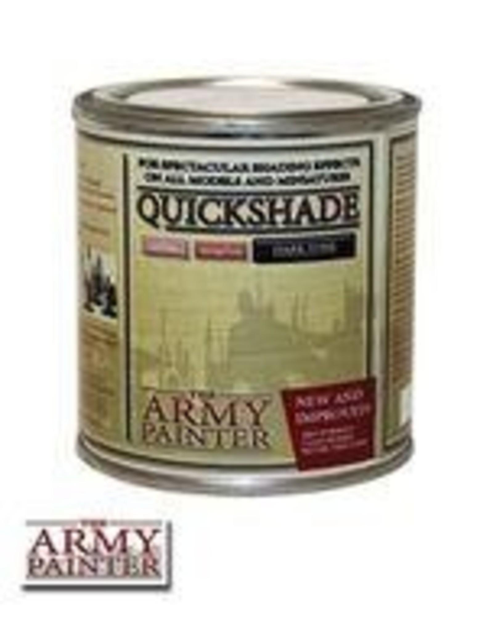 Army Painter Quick Shade: Dark Tone