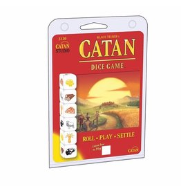 Mayfair Games Catan Dice Game: Clamshell Edition