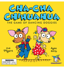 Gamewright Cha-Cha-Chihuahua Game