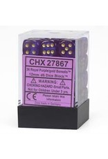 Chessex d6Cube12mmBOR#2 RYLPUgd (36)