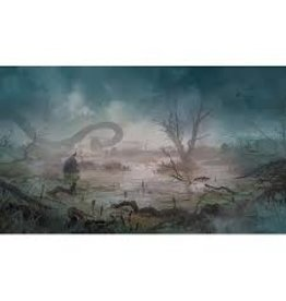 Legion Play Mat: Land Swamps