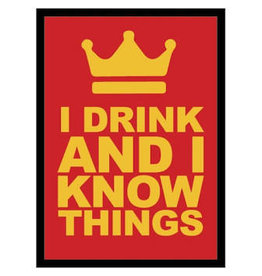Legion DP: I Drink and I Know Things! (50)