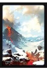 Legion Deck Protector: Lands Mountains (50)