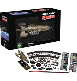Fantasy Flight Games Star Wars X-Wing: 2nd Edition - C-ROC Cruiser Expansion Pack