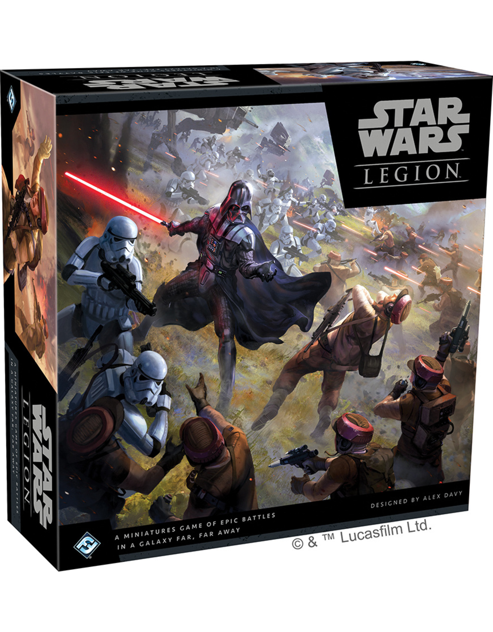 Fantasy Flight Games Star Wars Legion - Core Set