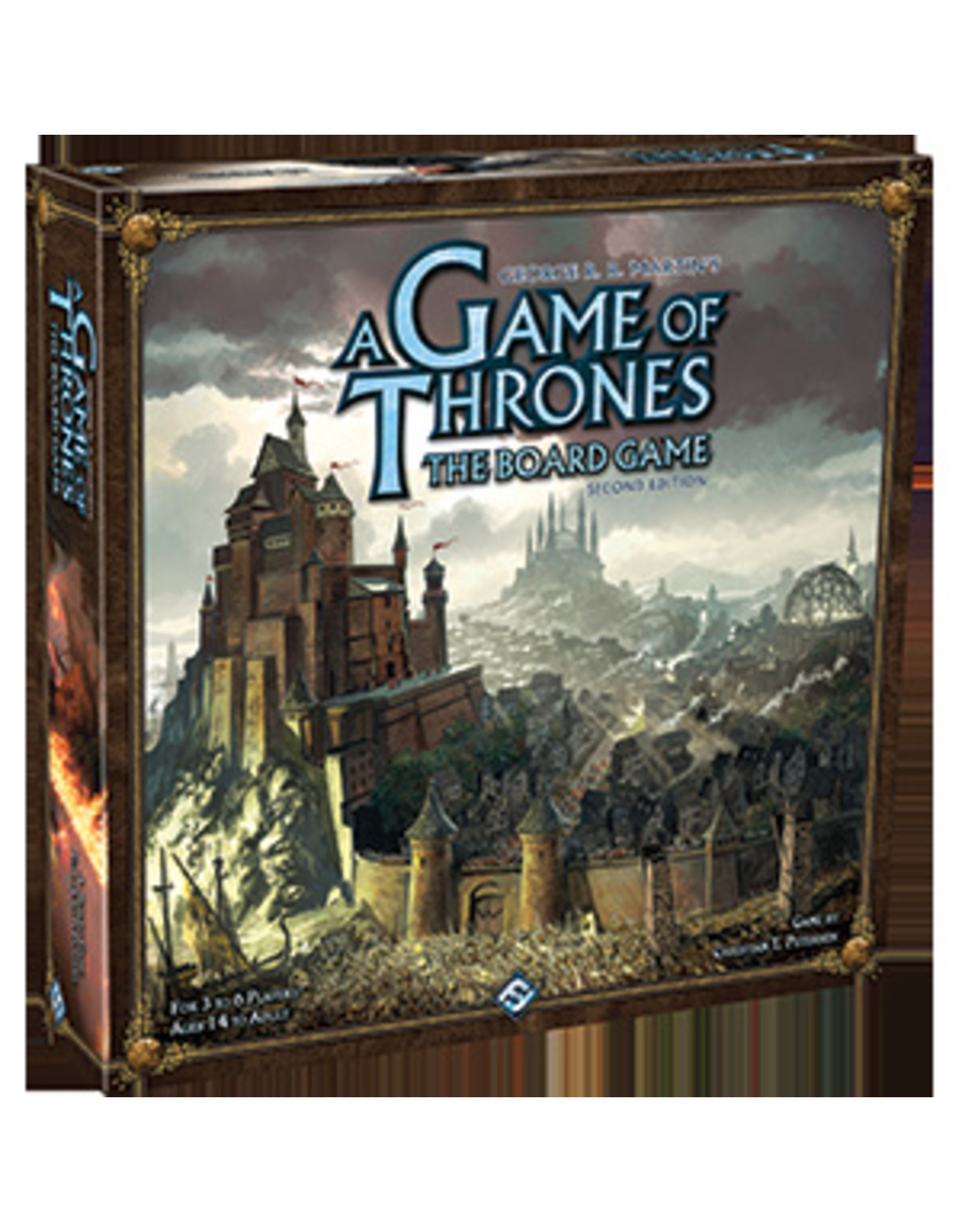 Fantasy Flight Games A Game Of Thrones: The Board Game