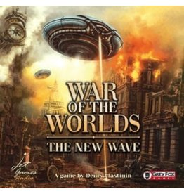 Grey Fox Games War of the Worlds: The New Wave