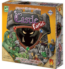 Fireside Games Castle Panic Boardgame