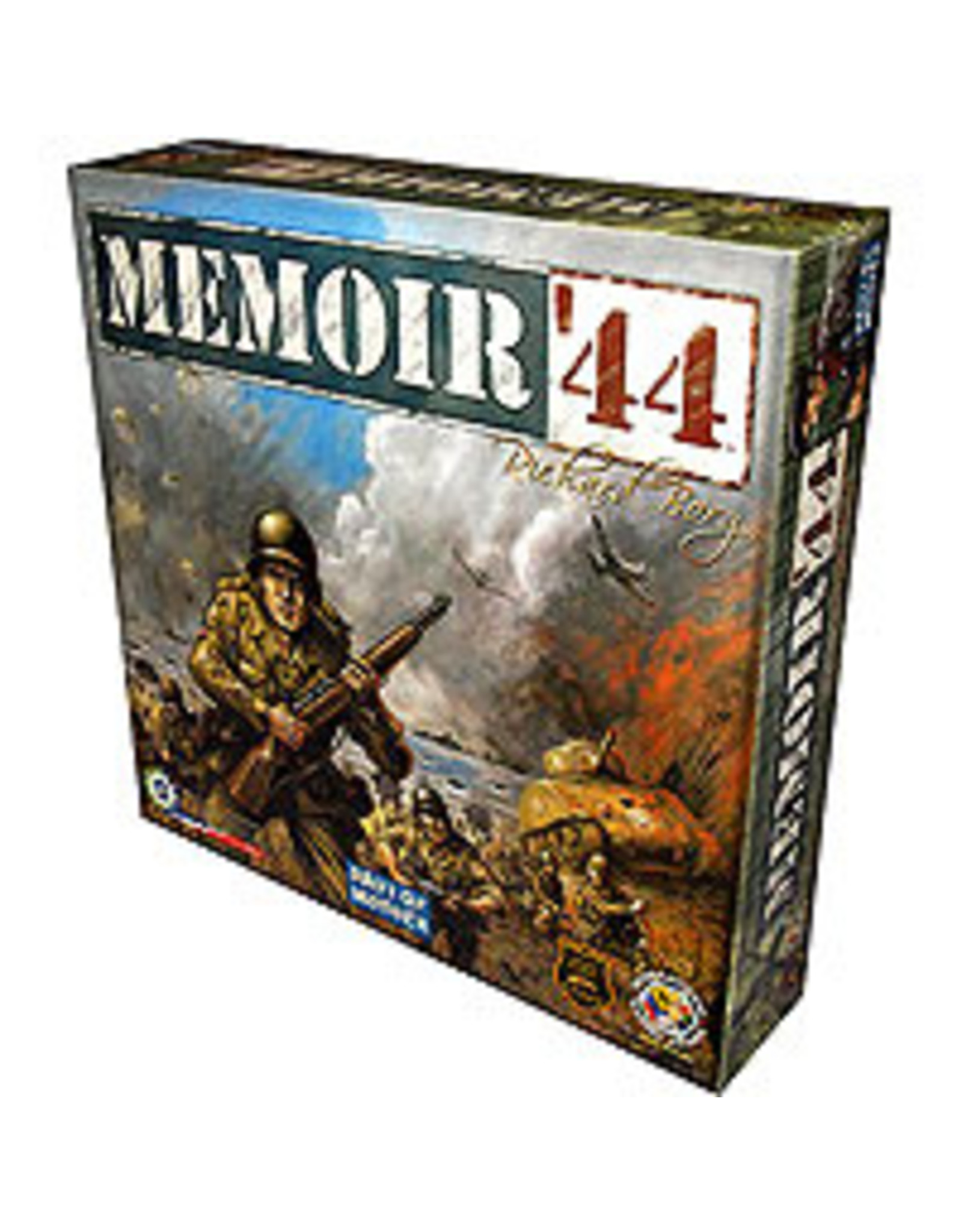 Days of Wonder Memoir 44